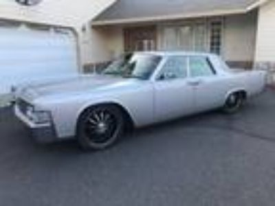 1965 Lincoln Continental Suicide 430Cid 8Cyl Silver Surfer