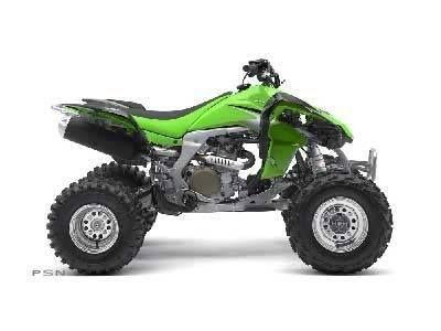 2008 Kawasaki KFX 450R Sport ATVs Castaic, CA