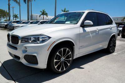 2018 BMW X5 xDrive35i (Mineral White Metallic)