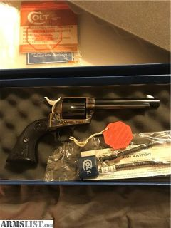 For Sale: Colt Single Action Army