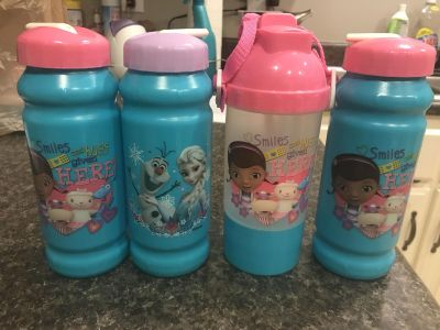Toddler cups $5 for all 4. Cross posted