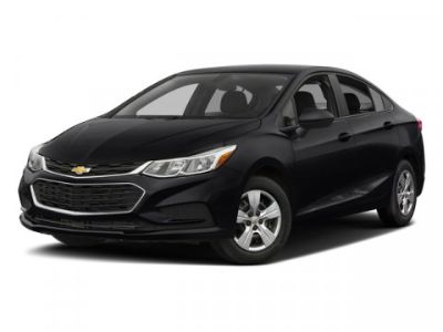 2018 Chevrolet Cruze LS (Mosaic Black Metallic)