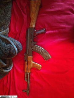 For Sale: Romanian G AK47