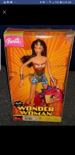 Wonder Woman Collectible Doll