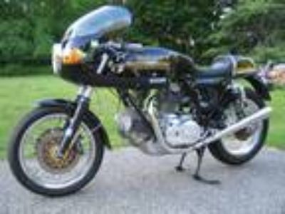 1980 Ducati 900ss Super Sport