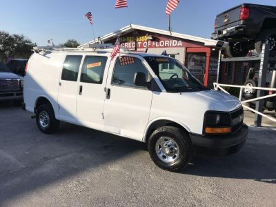 2014 Chevrolet Express 2500 2500 (White)