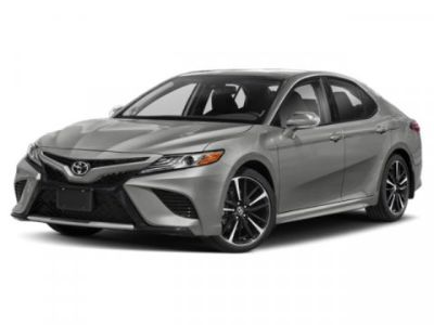 2019 Toyota Camry (silver)