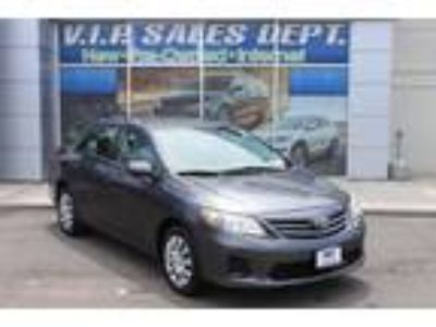 $11995.00 2013 TOYOTA Corolla with 44746 miles!