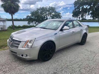 2008 Cadillac CTS 3.6L DI (Silver)
