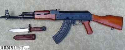 For Sale: Norinco 56S AK 47