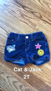 Cat and Jack shorts