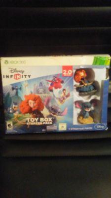 Disney Xfinity Xbox 360 Set