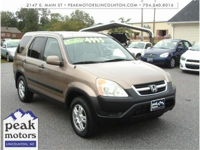 2004 Honda CR-V EX (Brown)