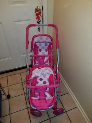 Play Double Stroller