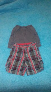 TWO size 5T shorts Faded Glory brand good conditions SERIOUS BUYERS ONLY