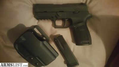 For Sale: Sign Sauer P320