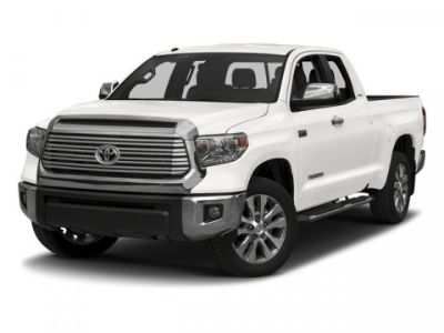 2017 Toyota Tundra Limited (Gray)