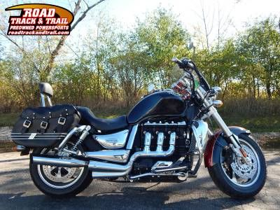 2006 Triumph Rocket III Classic Turbo