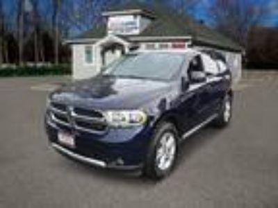$14855.00 2012 Dodge Durango with 92051 miles!