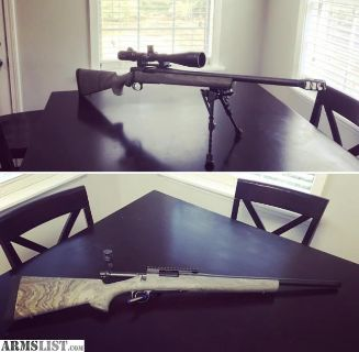 For Sale: Rem 700 .308 SPS-tactical aac