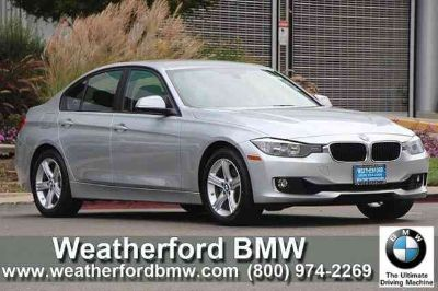 Used 2015 BMW 3 Series 4dr Sdn RWD