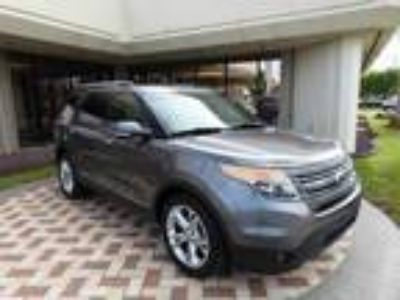 used 2014 Ford Explorer for sale.