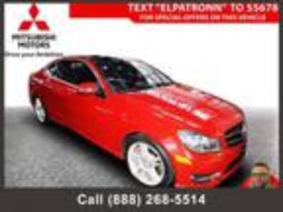 $18998.00 2015 Mercedes-Benz C-Class with 18966 miles!