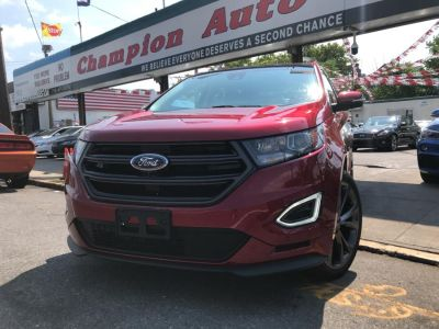 2015 Ford Edge 4dr Sport AWD (Ruby Red Metallic Tinted Clearcoat)