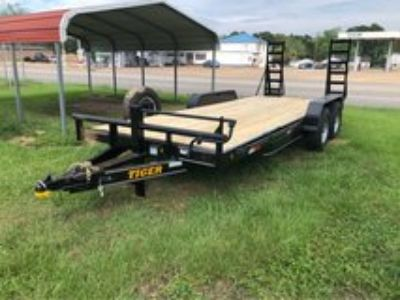 20ft Equipment Hauler Flatbed