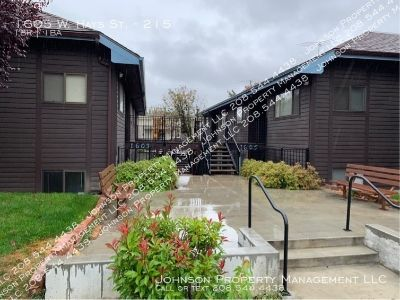 Apartment Rental - 1605 W. Hays St.