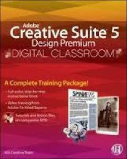 $8 OBO Adobe Creative Suite 5 Digital Classroom 978-0-470-60779-4