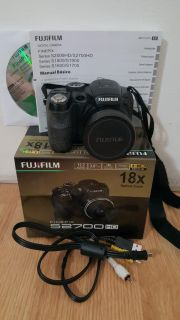 FujiFilm Finepix S2700HD Digital Camera