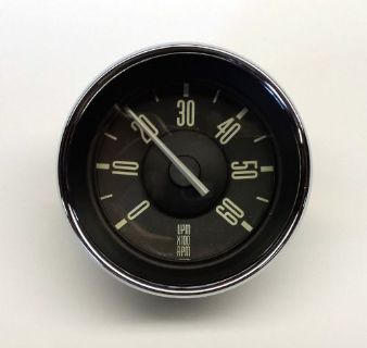 Buy VW TYPE 3 ISP BLACK FACE TACHOMETER 0 - 6,000 RPM DASH GAUGE 12 VOLT REV COUNTER motorcycle in Long Beach, California, United States, for US $200.00