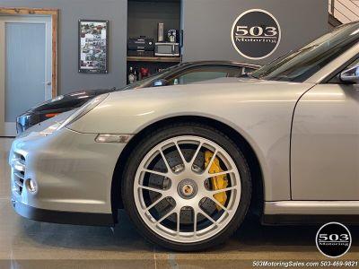 2011 Porsche 911 Turbo S (GT Silver Metallic)