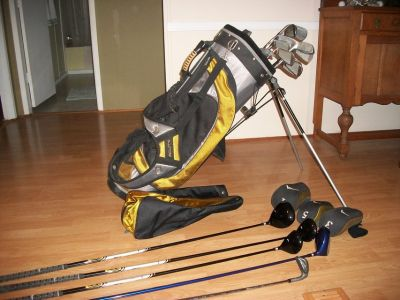 Acuity Golf Clubs & Bag