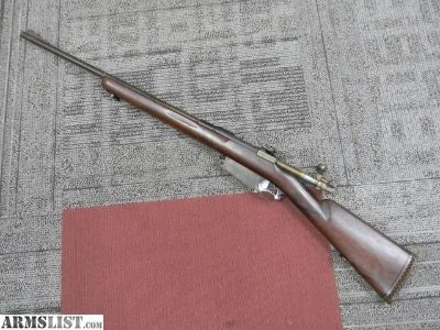 For Sale: MAUSER ARGENTINO 1891