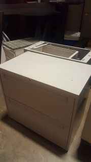 Metal filing cabinets $25 each