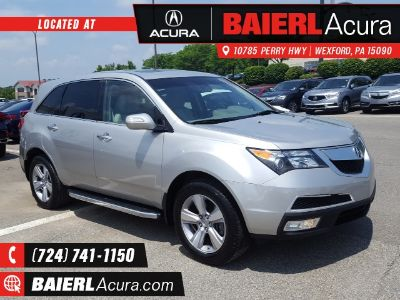 2013 Acura MDX Base w/Tech (Palladium Metallic)