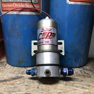 Mallory 140 fuel pump