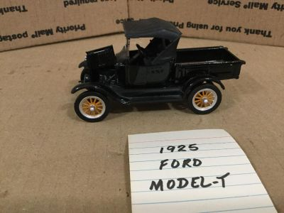 Lot of 4 Antique FORD 12 Diecast Collectibles