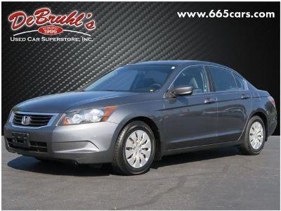 2008 Honda Accord LX (Gray)