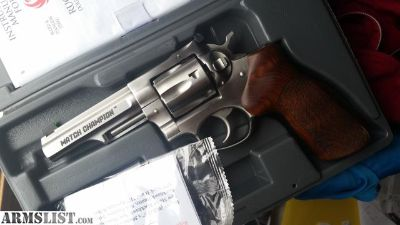 For Sale: Match champion ruger gp100