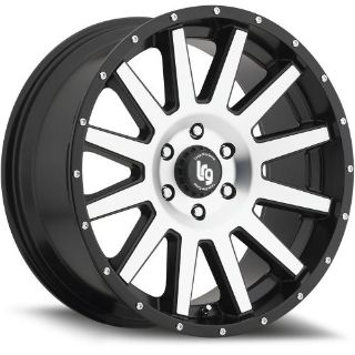 Purchase 20x9 Machined Black 107 5x150 +25 Rims Discoverer STT Pro LT275/65R20 Tires motorcycle in Saint Charles, Illinois, United States, for US $2,202.35