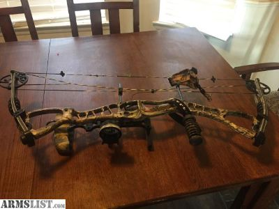 For Sale: Hoyt alphamax 35 compound