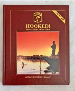 15 BASS Ultimate Fishing Library Books