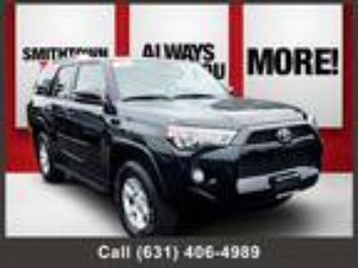 $34991.00 2016 Toyota 4Runner with 42538 miles!
