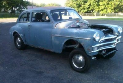 1950 Plymouth Gasser Rat rod