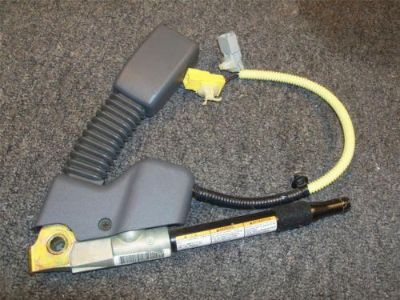 Find 2001-2005 OEM HONDA CIVIC SEDAN LH DRIVER SIDE FRONT SEAT BELT 04816-S5D-A02ZC motorcycle in Bixby, Oklahoma, US, for US $79.99