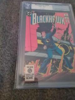 Blackhawk #264 Dec 1982 PGX 8.5
