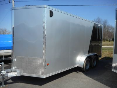 2019 Stealth Trailers 7 X 16 ALUMINUM Utility Trailers Belvidere, IL
